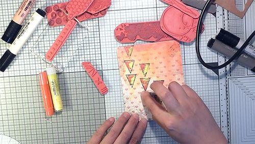 Faber castell design memory craft small artjournal maya4