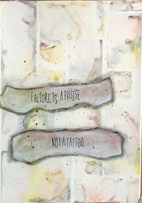 Art_journal_maya_isaksson_faliure
