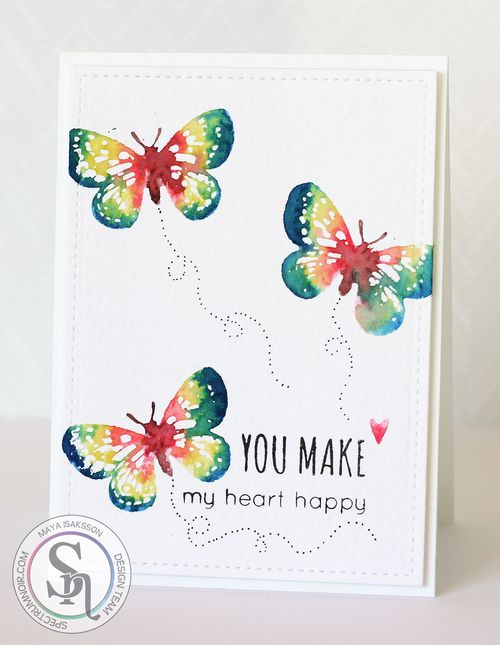 Spectrum noir tutorial october maya isaksson butterfly watermarked