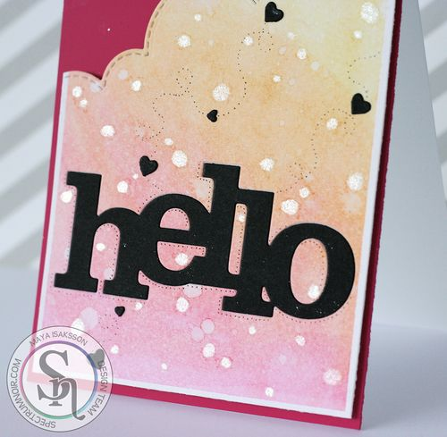 Spectrum Noir Maya Isaksson hello watermarked