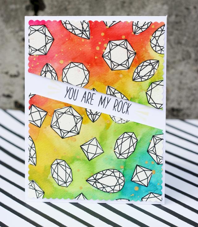 Maya isaksson winnie walter shine negative card
